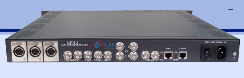 CL-SD-ENC, IP and ASI TS Encoder with SD-SDI and Baseband